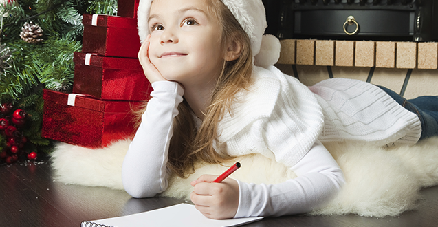 My Kids' Funny Letters to Santa