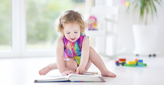 Holiday Gift Guide: Best Books for Toddlers
