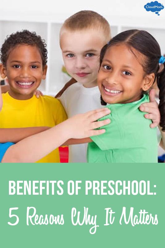 Benefits of Preschool: 5 Reasons Why It Matters