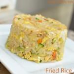 Fried rice recipes