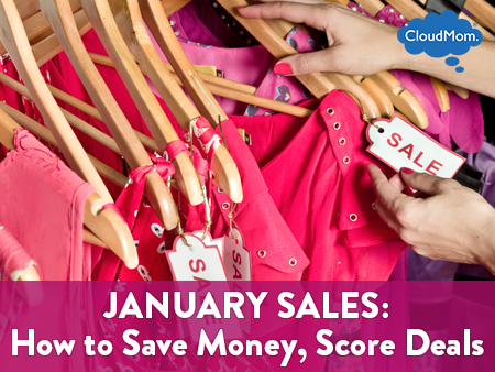 January Sales How to Save Money, Score Deals