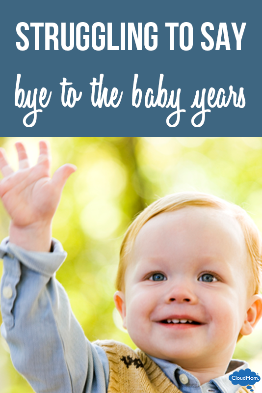 Struggling To Say Goodbye to the Baby Years