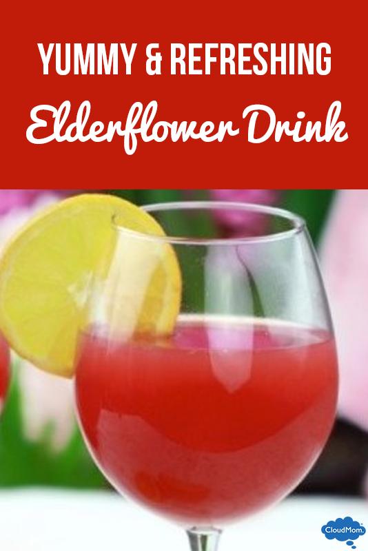 Try This Refreshing Elderflower Drink Recipe!
