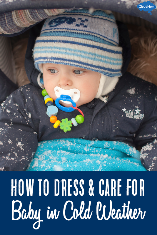Baby It S Cold Outside Shift Dress: How To Dress And Care For Baby In The Cold
