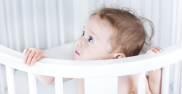 Baby Sleep Problems After Illness or Travel