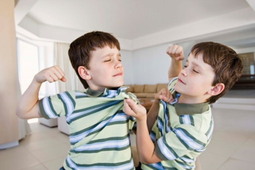 Childhood Discipline: Can a Kid Scold a Sibling?