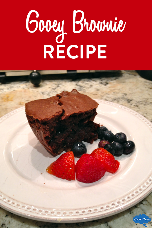 Gooey Brownie Recipe