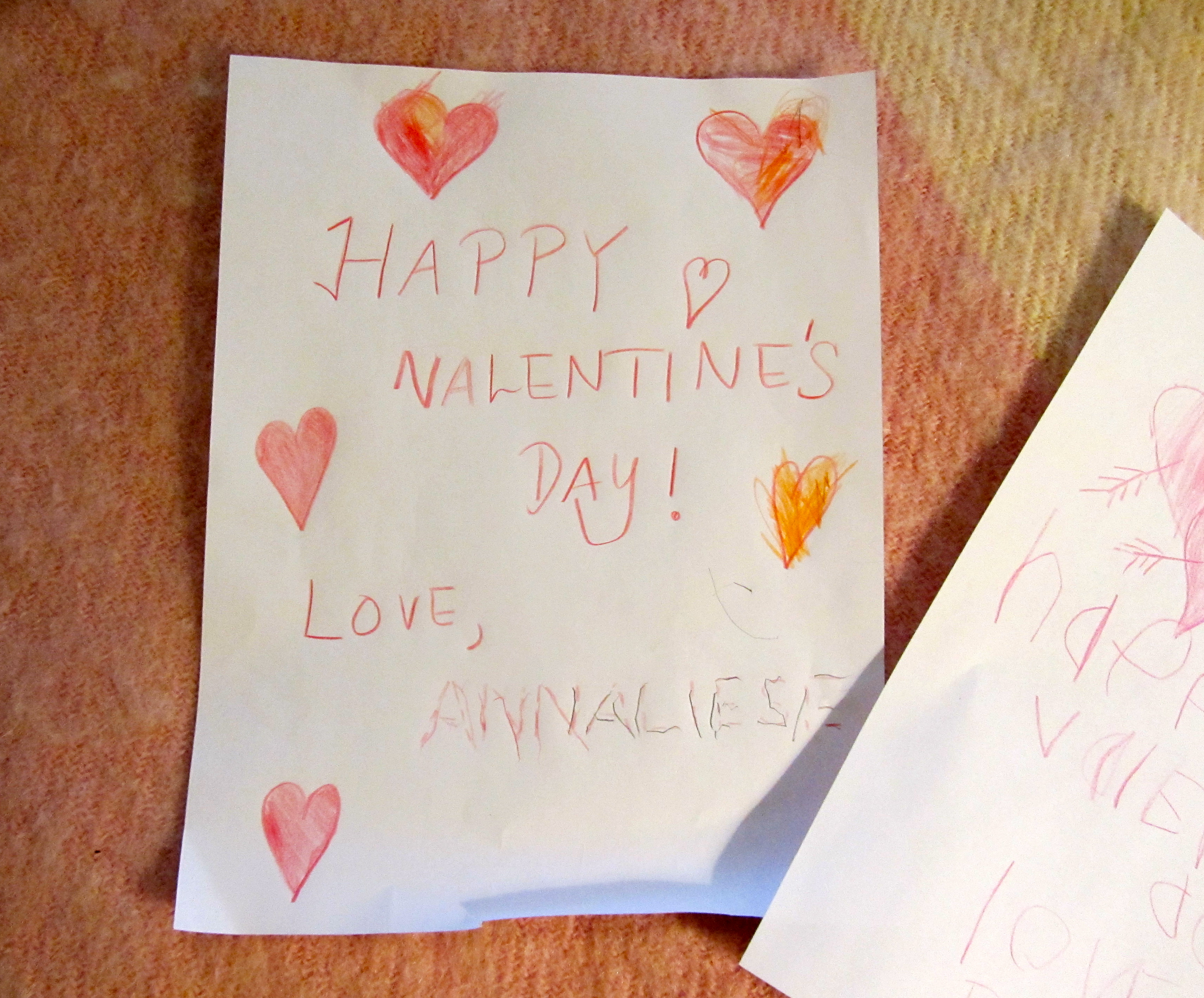Simple Valentine S Day Cards