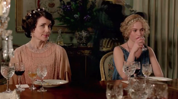 What Downton Abbey's Finale Says to Parents