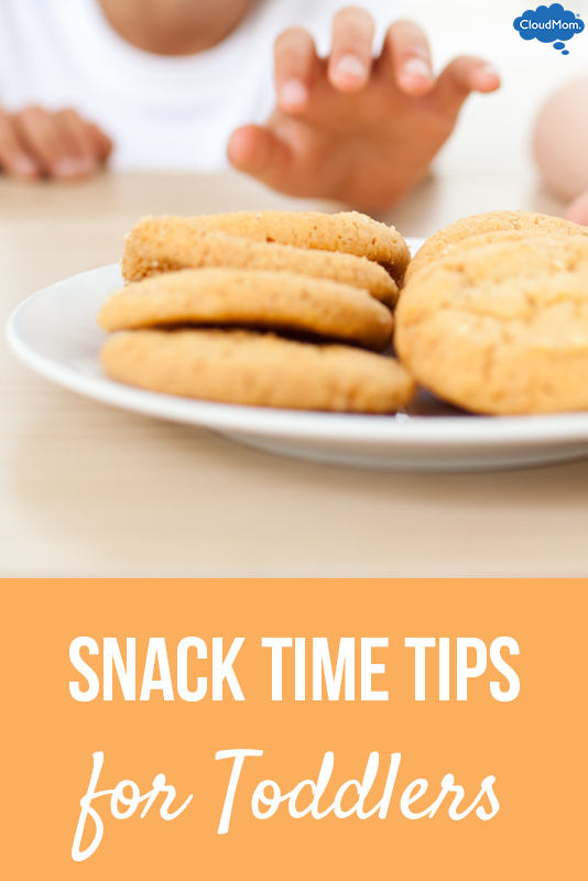 Toddlers and Nutrition: When Baby Snacks All Day