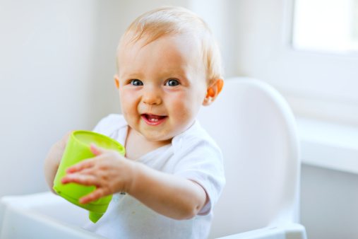 What To Do When Toddler Throws His Cup?