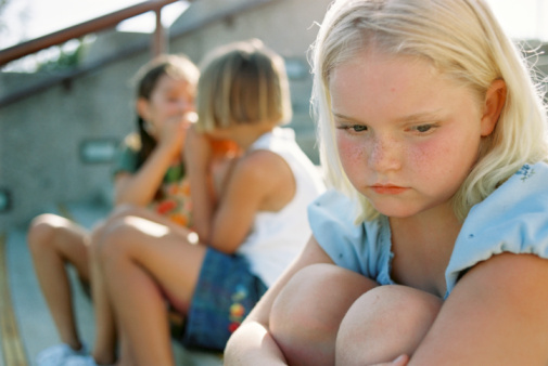 Dealing With Mean Kids: Meanness vs Bullying