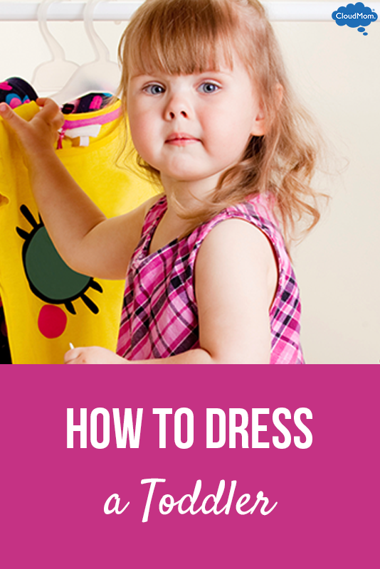 How to Dress a Toddler