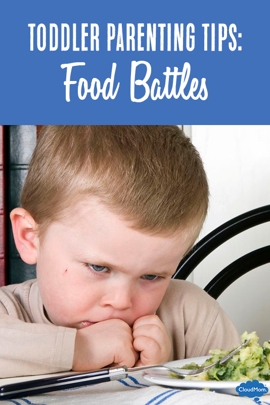 Toddler Parenting Tips: Food Battles