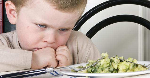 Toddler Parenting Tips: Food Battles