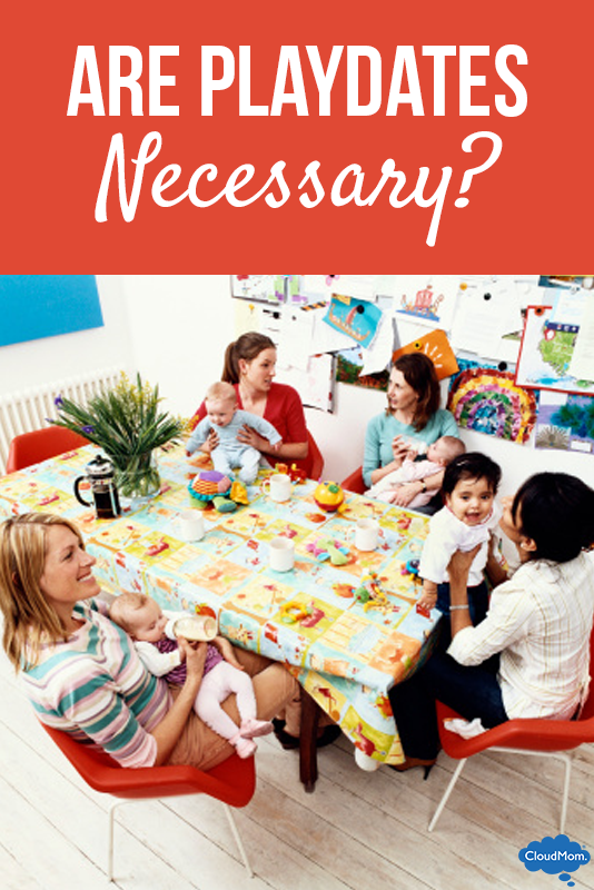 Are Playdates Necessary?