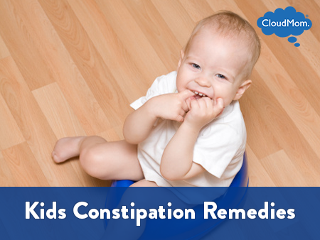 Kids Constipation Remedies | CloudMom