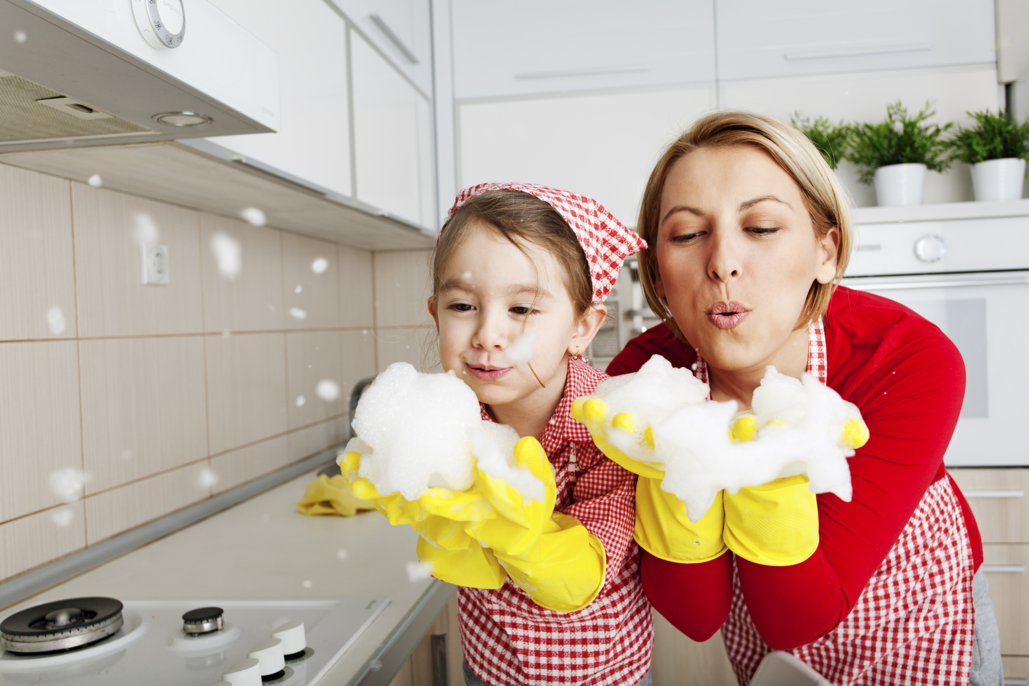 Why Germs are Good for Kids