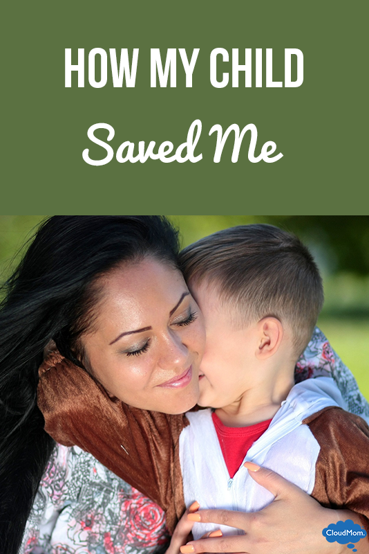 How My Child Saved Me