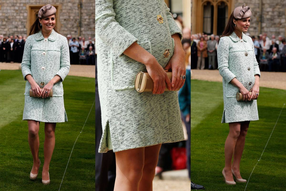 Kate Middleton Breastfeeding in Public Controversy