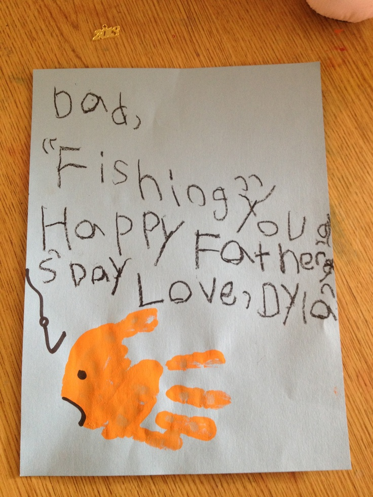 Father's Day Fish