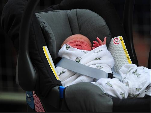 Grappling With The Royal Baby's Car Seat Fail