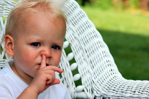 Why Picking Your Nose Is Good