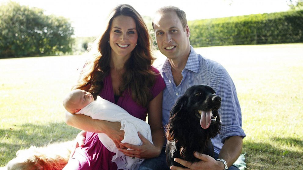One Thing The Official Royal Baby Photos Tell Us