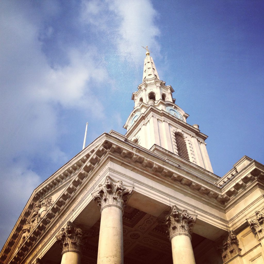 St Martin's in the Fields