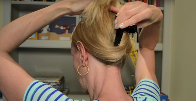 Really Basic Hairstyles for Moms