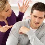 nagging husband