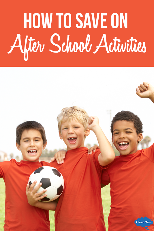 How To Save on After School Kids' Activities