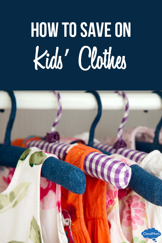 How To Save on Kids' Clothes