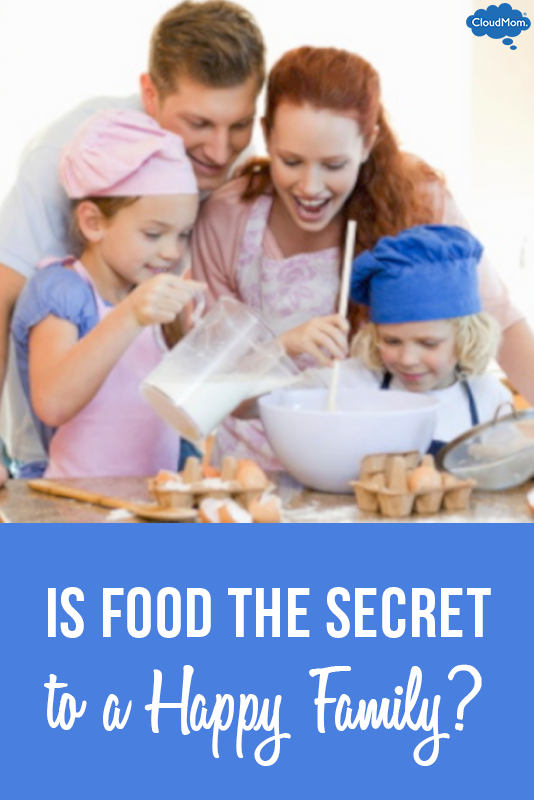 Is Food the Secret to a Happy Family?