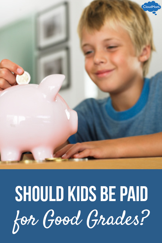Should Kids Be Paid for Good Grades?