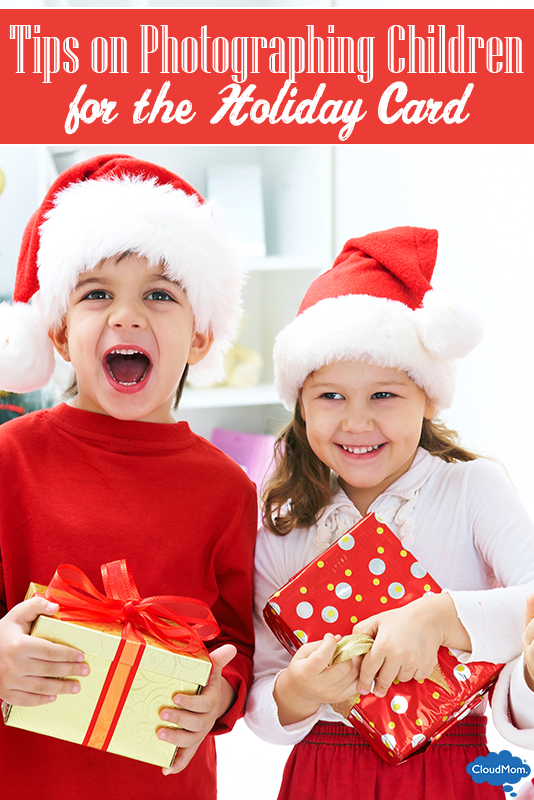 Tips on Photographing Children for the Holiday Card