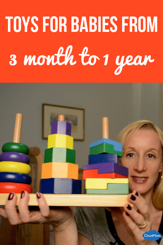 Toys For 3 Months : Toys for babies from months to year cloudmom