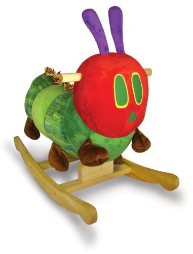 Very Hungry Caterpillar Rocker for Kids