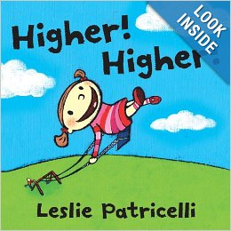 higher! higher! childrens book
