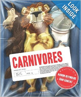 Carnivores Childrens Books