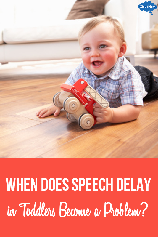 Speech Delay in Toddlers: When Does it Become a Problem?
