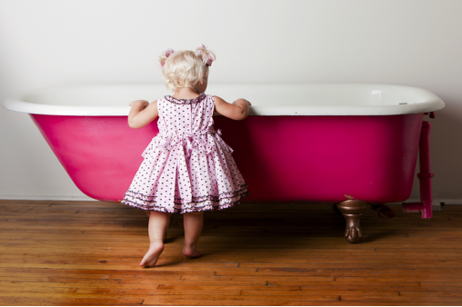 Tips for Bathing Toddlers