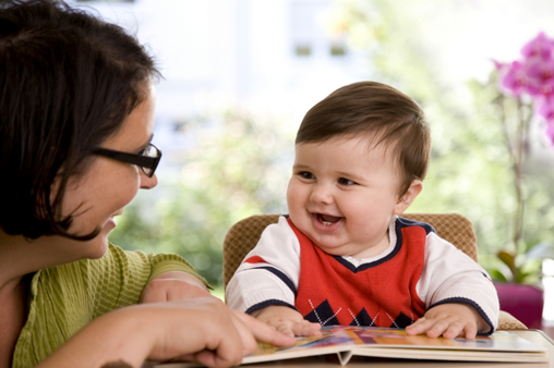 Tips on Reading to Babies