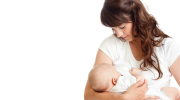 Breastfeeding from one breast only