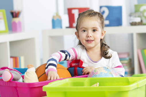 5 Easy Ways Kids Can Organize Themselves
