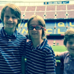 kids in barcelona