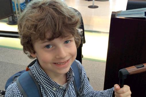 Traveling Internationally With 5 Kids!