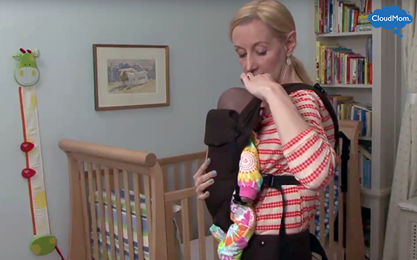 Beco Gemini baby carrier for newborns