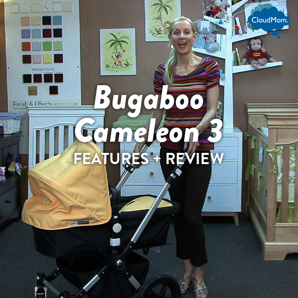 Bugaboo Cameleon assembly