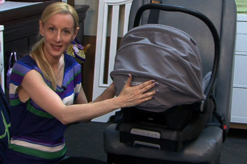 Maxi Cosi Mico Infant Car Seat Review and Demo